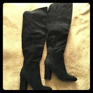 Steve Madden Over-the-knee Suede Boot